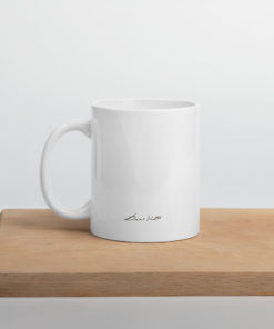art mug shelf