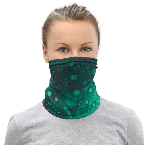 front view face cover bandana